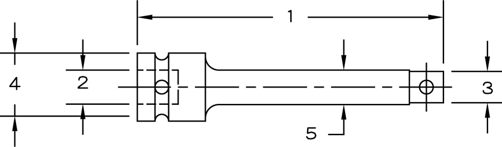 extension dimensions